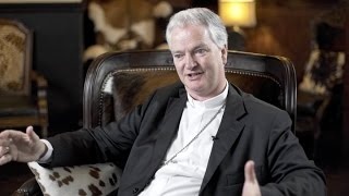 Bishop Paul Tighe Talks About the Vatican's Relationship with Digital Culture