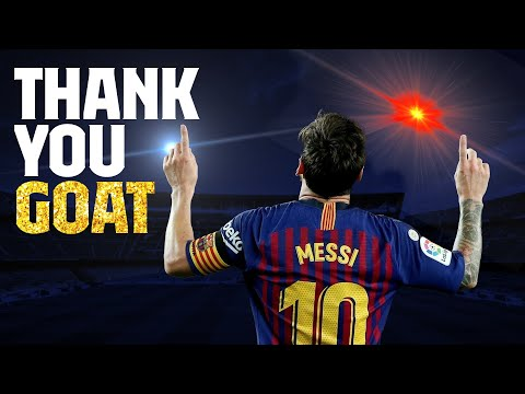 Thank you, Leo Messi, the Greatest Of All Time | Official FC Barcelona video