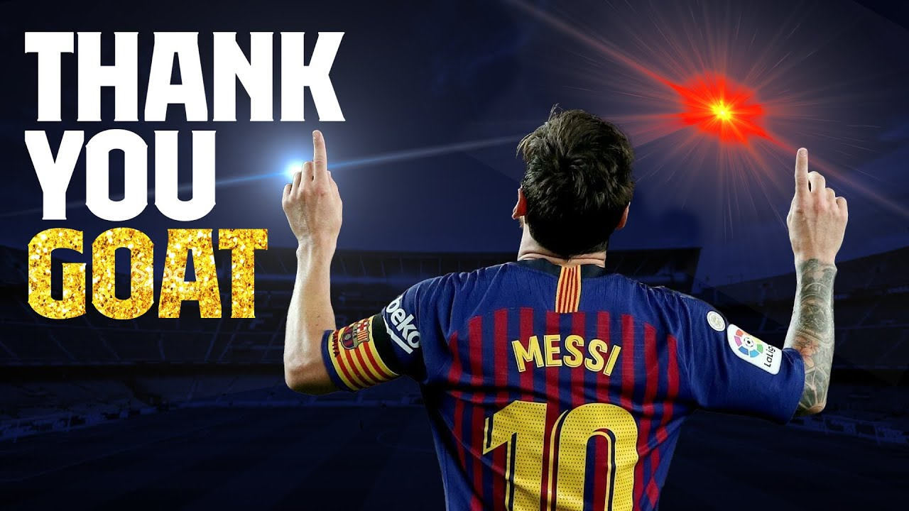 Download Thank you, Leo Messi, the Greatest Of All Time   Official FC Barcelona video