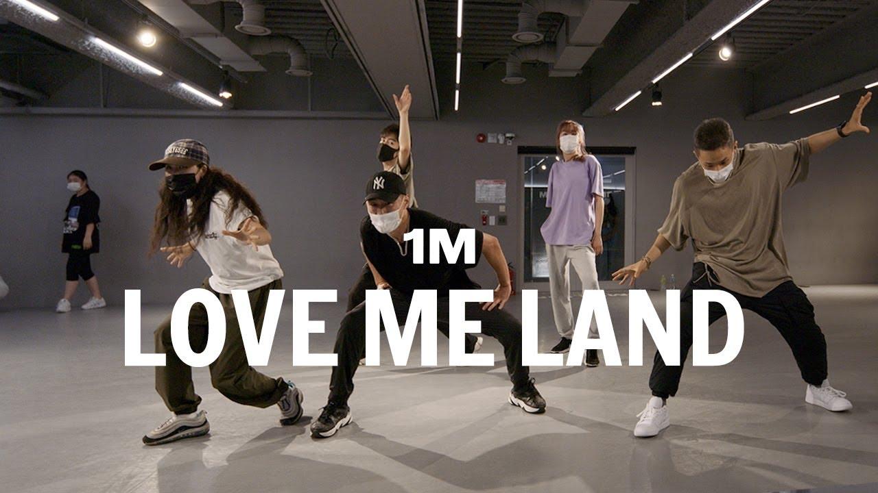 Zara Larsson - Love Me Land / Kyo Choreography
