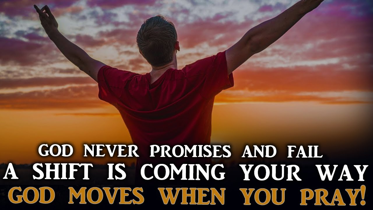 You're Going From Broken to Your Promise|Breakthrough Happens When You Pray -Inspirational Video