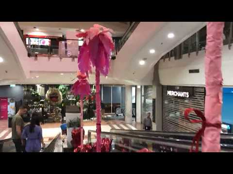Art Pharmacy Consulting: Chinese New Year Installation Broadway Shopping Centre