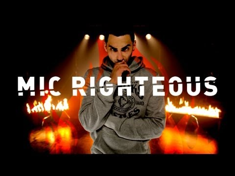 Mic Righteous | #3rdDegree [S1.EP1]: SBTV