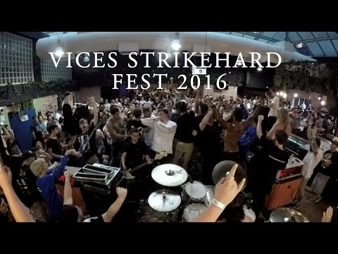 VICES - Strikehard Fest [FULL SET]