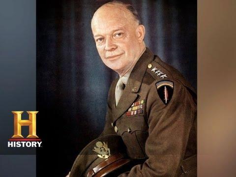 The World Wars: Dwight Eisenhower   History