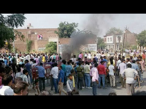 Mainpuri violence: Mob beats up 2 over cow slaughter, 21 arrested by police