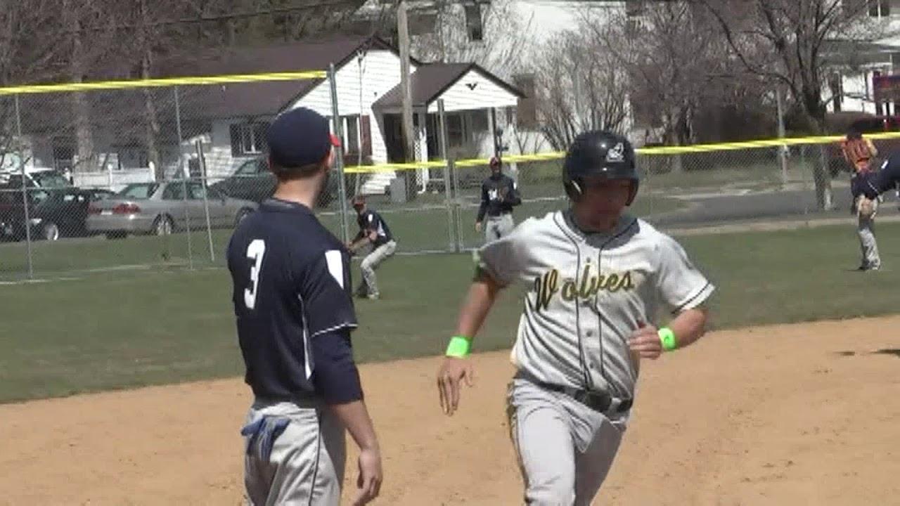 Clinton CC - ACC Baseball  4-23-13