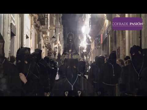 Congregaciones Marianas Ecce-Mater-Tua por Rosario (Semana Santa Cádiz 2019)