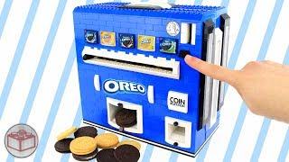 LEGO Oreo Vending Machine - 10 OPTIONS