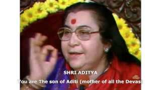 12 names of Shri Surya - UK
