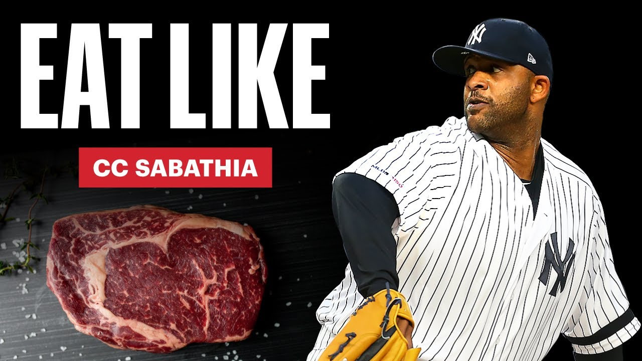 Everything CC Sabathia Eats for 50-Pound Weight Loss | Eat Like a Celebrity | Men's Health