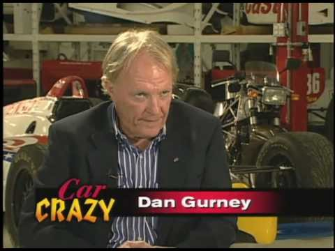 Dan Gurney talks about Le Mans Race