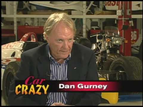 Dan Gurney talks about Le Mans Race