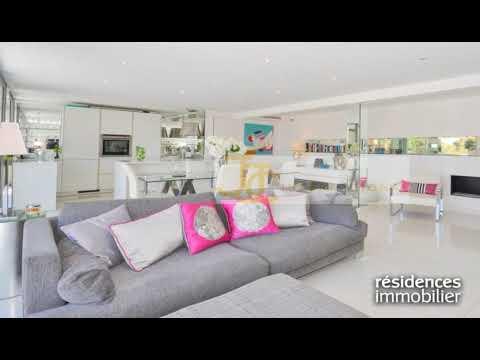 CAP D\'ANTIBES - MAISON A LOUER - 140 m² - 7 pièces - YouTube
