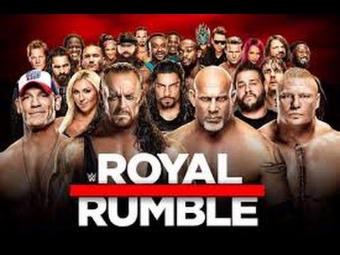 Royal Rumble 2017 LIVE Pre WrestleTalkMedia Show  , HBK, SAMOA JOE