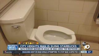 City Heights man is suing Starbucks