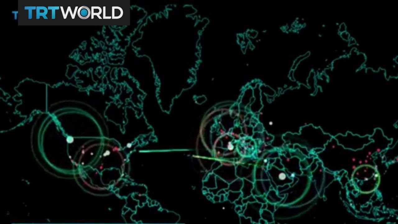Where the global cyberattack has hit hardest