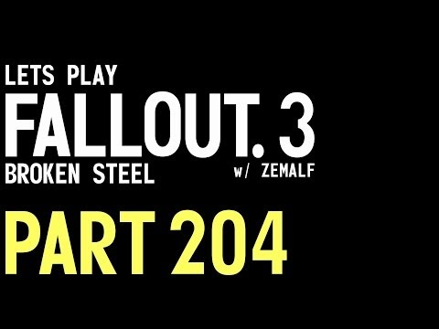 Let's Play Fallout 3 - Part 204 - Springvale School (The End)