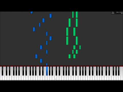Adventure Time  Come Along with Me Piano Tutorial  SHEETS + MIDI
