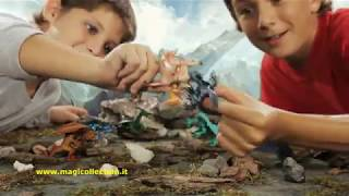 Locuciones, locutores online. Spot TV Kombat Dragon