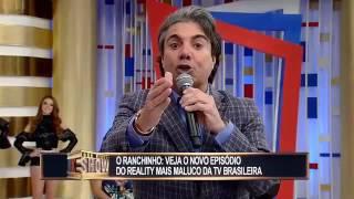 Repeat youtube video O ranchinho parte 2 rede tv joao kleber show