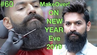 Crazy Fun ✰ Hair Transformation On New Year Eve ✰ Hair Tutorial 2019 Dubai