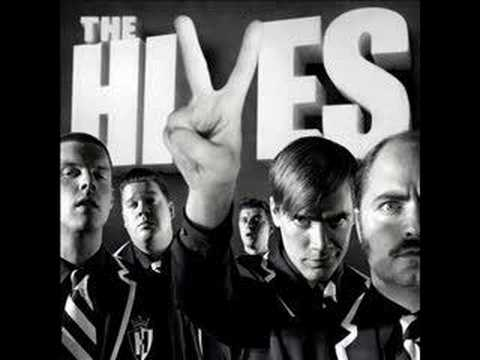[You Dress Up For Armageddon] [The Hives]
