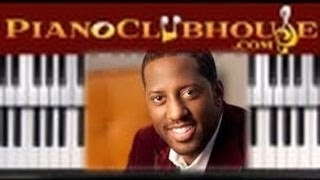 "♫ FULL TUTORIAL ""IN THE MIDDLE"" (Isaac Carree) - gospel piano chords tutorial ♫"