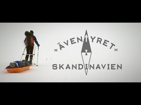Adventure in Scandinavia - Episode 1: Ski Touring (Panasonic G7)
