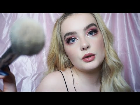 Doing Your Valentines Day Makeup! (ASMR) thumbnail