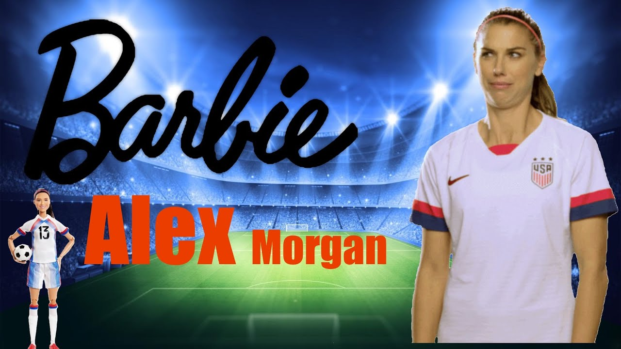 Barbie Alex Morgan