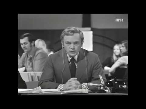 Stortingsvalget 1973 - Valgnatt