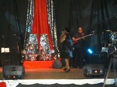VOVEE & WIFE ~ LIYANGANELISA/ JEHOVAH