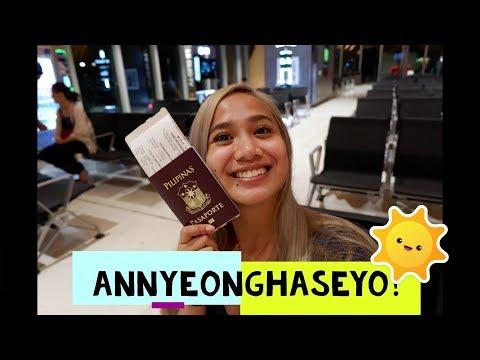 Travel Vlog: I Went to Korea!