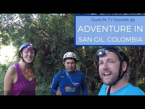 Adventure Travel in Colombia - San Gil & Barichara