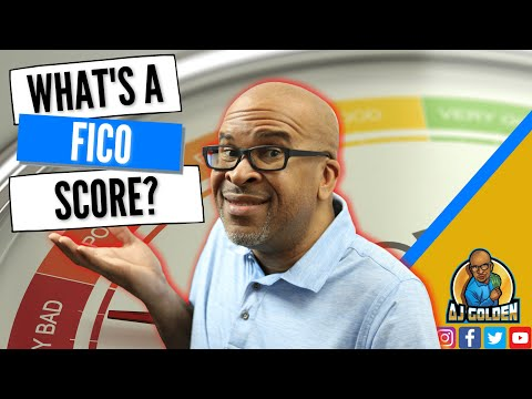 FICO Credit Score EXPLAINED | Credit 101