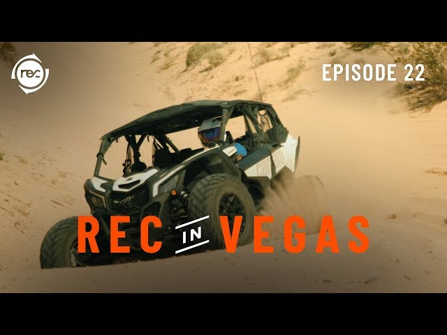 REC in Vegas Ep. 22 - Drivers Ed 101