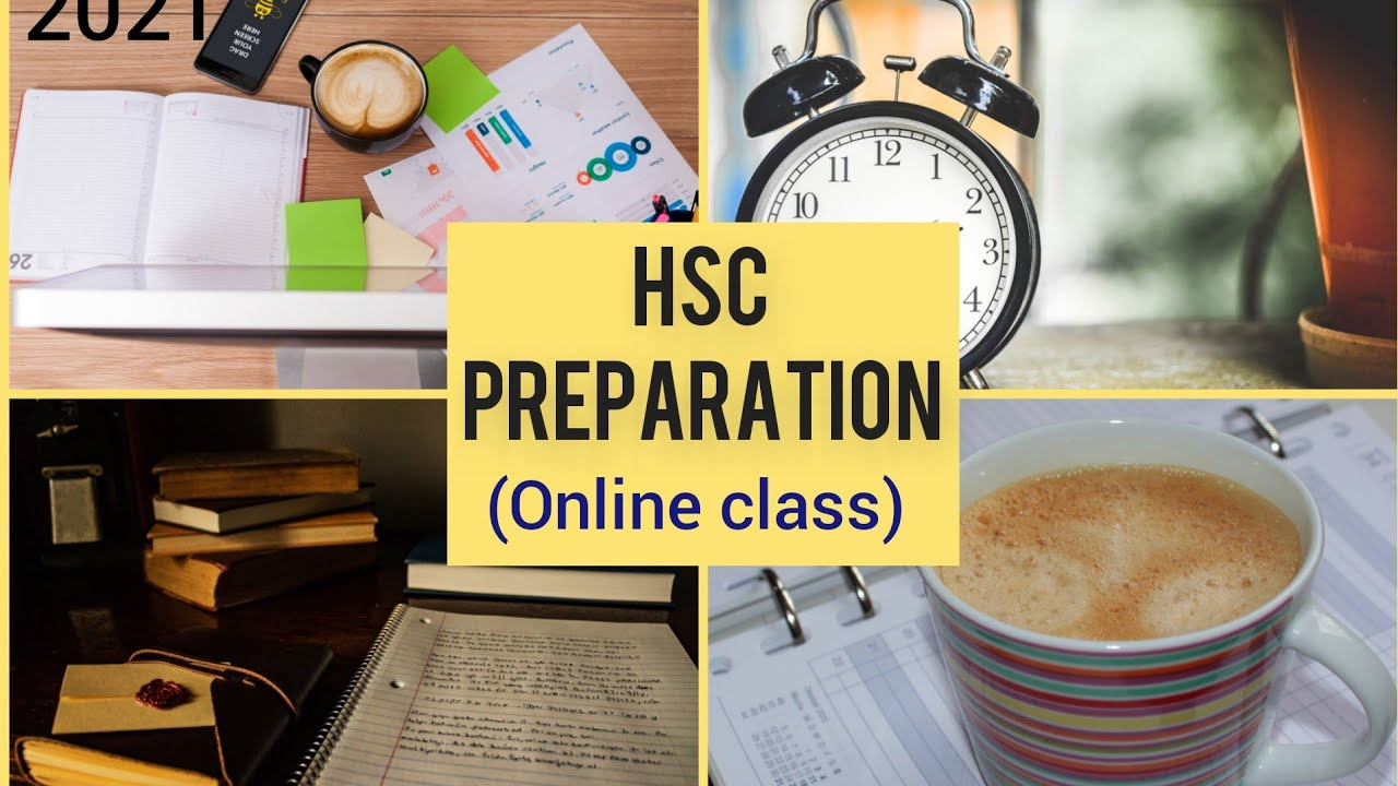 Hsc preparation 2021 || Day 1: organic chemistry || A day with online class