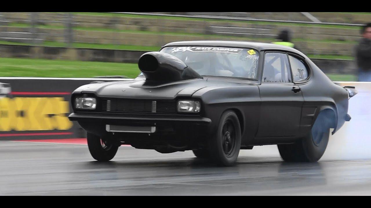 Fastest Nitrous Small Block Ford In Australia Gozard Bk
