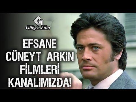 Cüneyt Arkın  Filmleri Çok Yakında Gülgen Film Kanalında Olacak!