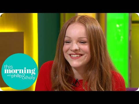 Harley Bird Likes to Do Her Peppa Pig Voice to See if She'll Get Recognised | This Morning