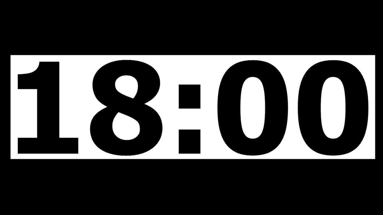Alarm 30 Minutes