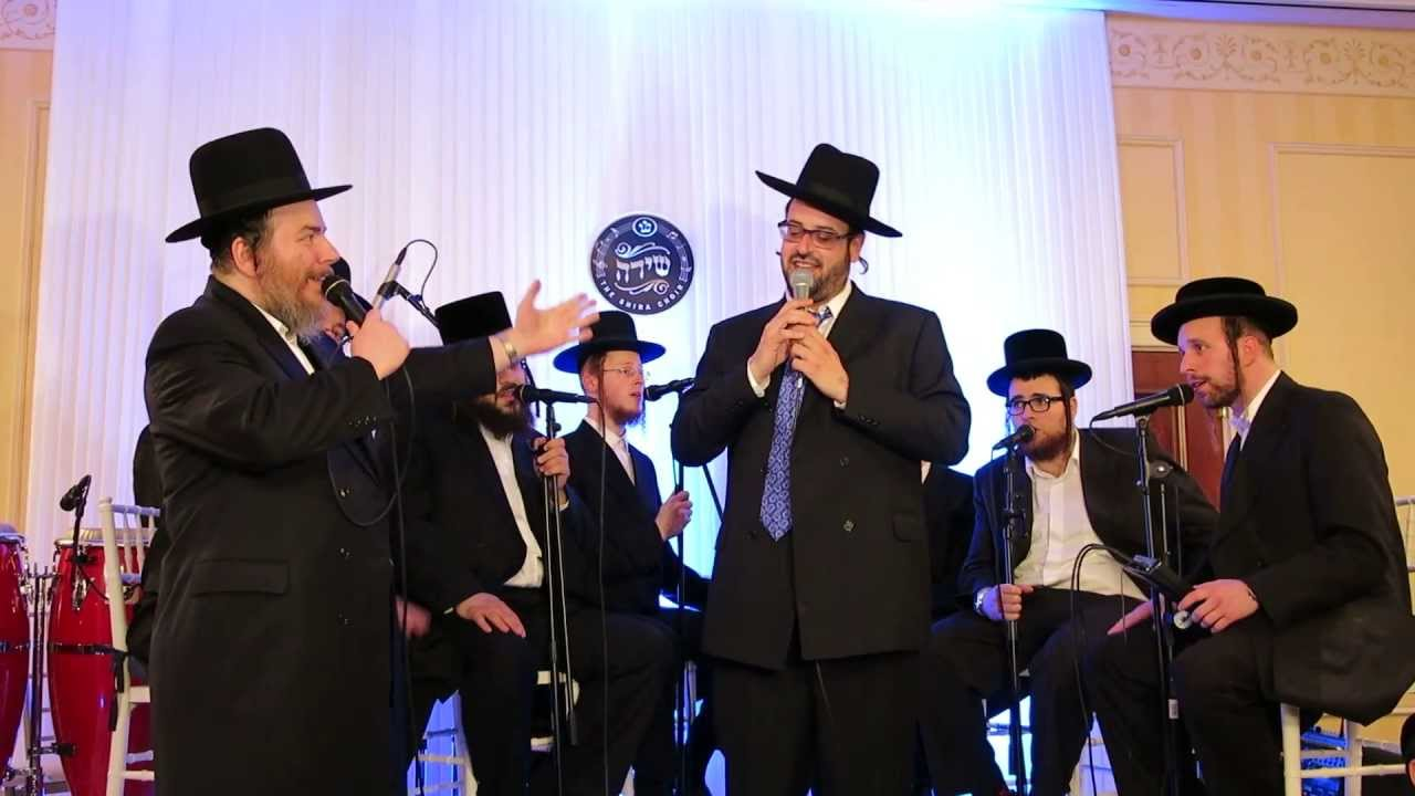 "Singer Yeedle Werdyger Singing the new ""ANEINU"" @ Richter Bar Mitzvah"