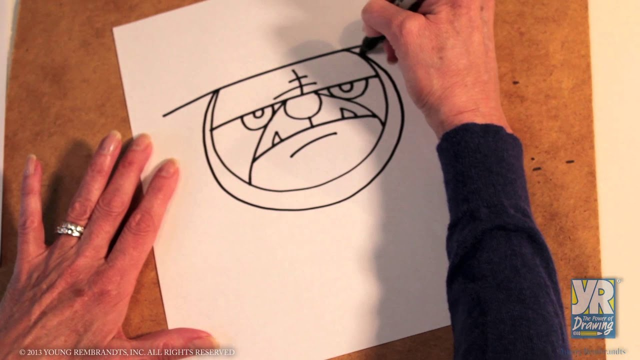 Easy Kid Drawing Videos How to Draw a Bulldog YouTube