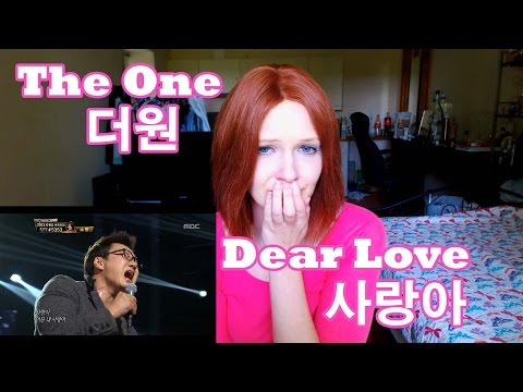 The One - Dear Love    더원 - 사랑아 (Request)