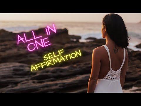 SELF AFFIRMATION  SELF LOVE Affirmations   I love Myself Affirmations   #mindbody&soul