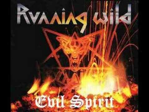 Evil Spirit Running Wild cover one man band Kunning Klammy thrash metal  speed evil