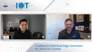 Cradlepoint NetCloud Edge Connector for Azure IoT Central