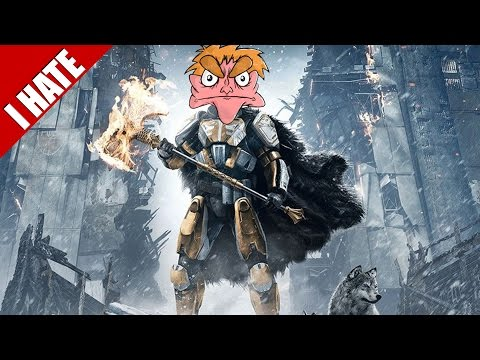 I HATE DESTINY RISE OF IRON - Same Sh*t Different Day