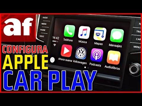 Así funciona Apple CarPlay